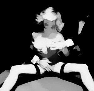 nude orgy